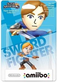 Amiibo Mii Sword Fighter - Super Smash Bros [Nieuw]