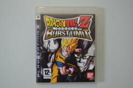 Ps3 Dragonball Z Burst Limit
