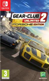 Switch Gear Club Unlimited 2 Porsche Edition [Nieuw]
