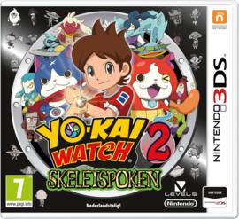 3DS Yo-Kai Watch 2 Skeletspoken [Nieuw]