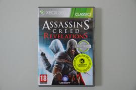 Xbox 360 Assassins Creed Revelations (Classics)