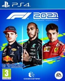 Ps4 F1 2021 + PS5 Upgrade (+Pre-Order Bonus) [Nieuw]