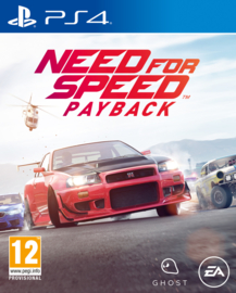 Ps4 Need For Speed Payback [Nieuw]