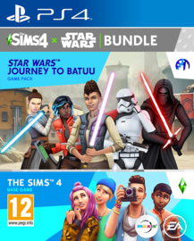 Ps4 De Sims 4 Star Wars Journey To Batuu [Nieuw]