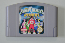 N64 Power Rangers Lightspeed Rescue