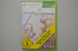 Xbox 360 Battle Vs Chess
