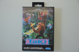 Mega Drive Toki Going Ape Spit [Compleet]