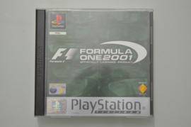 Ps1 Formula One 2001 (Platinum)