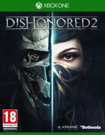 Xbox One Dishonored 2 [Nieuw]