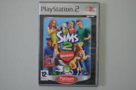 Ps2 De Sims 2 Huisdieren (Platinum)