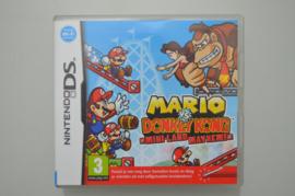 DS Mario vs Donkey Kong 3 Mini-Land Mayhem!