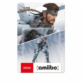 Amiibo Solid Snake - Super Smash Bros [Nieuw]