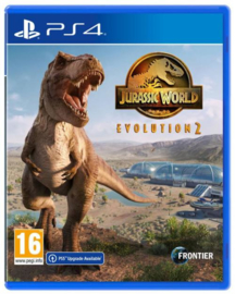 Ps4 Jurassic World Evolution 2 + PS5 Upgrade + Pre-Order DLC [Pre-Order]