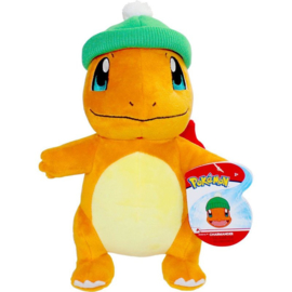 Pokemon Pluche Charmander Winter Outfit - Wicked Cool Toys [Nieuw]