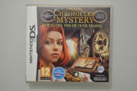 DS Chronicles of Mystery De Vloek van de Oude Tempel