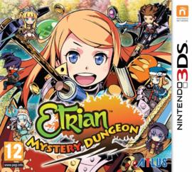 3DS Etrian Mystery Dungeon [Nieuw]