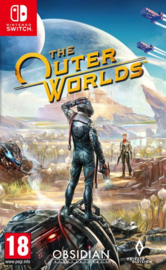 Switch The Outer Worlds [Nieuw]