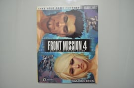 Front Mission 4 Official Strategy Guide - Bradygames