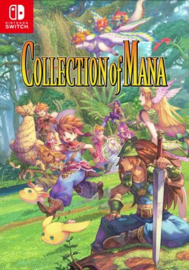 Switch Collection of Mana [Nieuw]