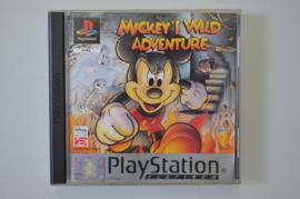 Ps1 Mickey's Wild Adventure (Platinum)