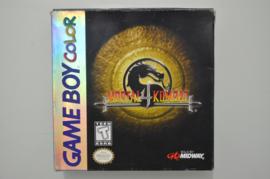 GBC Mortal Kombat 4 [Compleet]