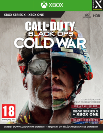 Xbox Call of Duty Black Ops Cold War (Xbox Series X) [Nieuw]
