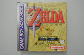 GBA The Legend of Zelda A Link to the Past [Compleet]