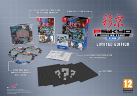 Switch Psikyo Shooting Stars Alpha - Limited Edition [Pre-Order]