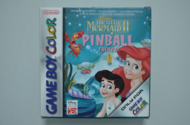 GBC The Little Mermaid II Pinball Frenzy [Compleet]