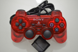 Playstation 2 Controller Dualshock Rood - Sony