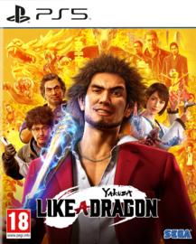 PS5 Yakuza Like a Dragon (Yakuza 7) [Pre-Order]