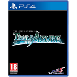 Ps4 The Legend of Heroes Trails To Azure [Pre-Order]
