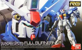 Gundam Model Kit RG 1/144 Gundam GP01Fb Full Burnern E.F.S.F Prototype Multipurpose Mobile Suit - Bandai [Nieuw]