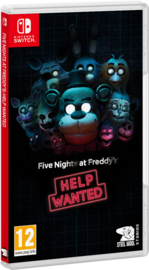 Switch Five Nights At Freddy's Help Wanted [Pre-Order]