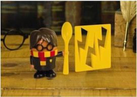 Harry Potter Egg Cup and Toast Cutter - Paladone [Nieuw]