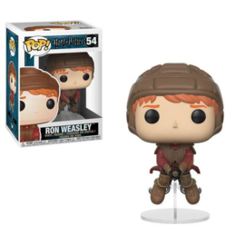 Harry Potter Funko Pop - Ron Weasley on Broom #054 [Nieuw]