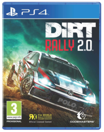 Ps4 Dirt Rally 2.0 Day One Edition [Nieuw]