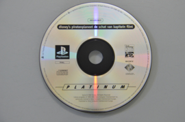 Ps1 Disney's Piratenplaneet de schat van kapitein flint [Losse CD]