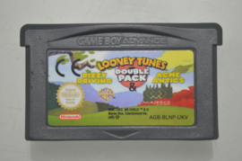 GBA Looney Tunes Double Pack (Dizzy Driving & Acme Antics)