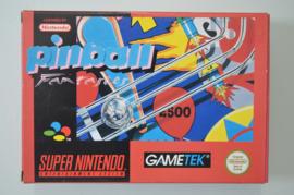 SNES Pinball Fantasies [Compleet]
