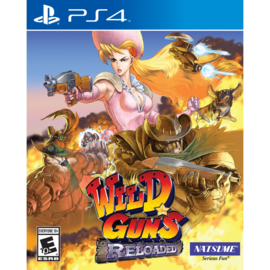 Ps4 Wild Guns Reloaded [Nieuw]