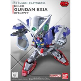 Gundam Model Kit SD Gundam EX-Standard 003 Gundam Exia - Bandai [Nieuw]