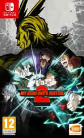 Switch My Hero One's Justice 2 + Pre-Order Bonus [Pre-Order]