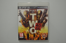Ps3 Army of Two The 40th Day