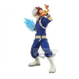My Hero Academia Figure Shoto Todoroki Amazing Heroes - Banpresto [Pre-Order]