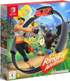 Switch Ring Fit Adventure [Nieuw]