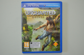 Vita Uncharted Golden Abyss