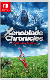 Switch Xenoblade Chronicles Definitive Edition [Nieuw]