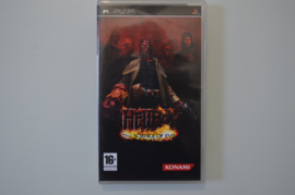 PSP Hellboy The Science of Evil