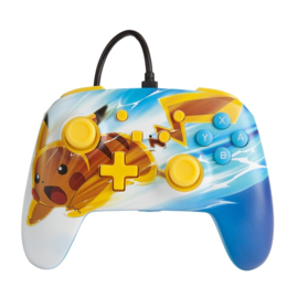 Nintendo Switch Wired Controller Pikachu Charge - PowerA [Nieuw]